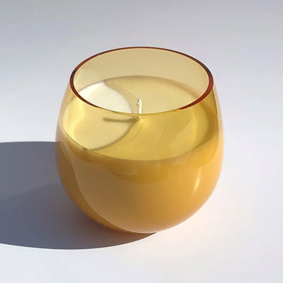 bougie parfumée pour A Tonitani